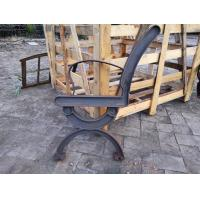 Buy cheap Antique Cast Iron Garden Bench Legs With Wood Slats For Cast Metal Garden Bench from wholesalers