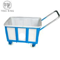 Buy cheap Rotomolding Durable Hand Poly Box Truck Plastic Mobile Nesting Container 90L from wholesalers