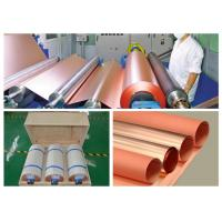Buy cheap 8 micron Double Shiny Copper Foil For Mobile Phone Material 8um Thick from wholesalers