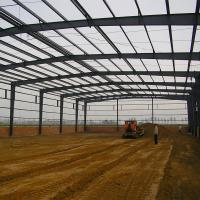 Buy cheap Hot Dip Galvanizing Light Steel Structure Frame Steel Manufacturing Plant from wholesalers