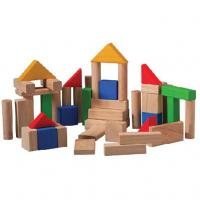 Buy cheap Wooden Stacking building blocks Game from wholesalers