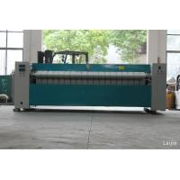 Buy cheap Bedsheet Laundry Flatwork Ironer / Industrial Ironing Equipment With 800mm Diameter product