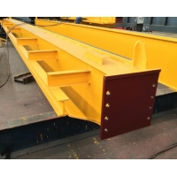 Buy cheap Tube Factory Span 11m A4 Double Beam Overhead Crane from wholesalers