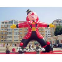 Inflatable Clown, Inflatable Performer, Inflatable Magician for Outdoor