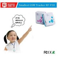 Buy cheap GSM tracker and sos communicator/GSM 4 quad band network/ sos button for kids/elderly from wholesalers