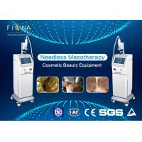 Buy cheap No Needle Mesotherapy Cosmetic Laser Equipment Deep Cleaning Minimally Invasive from wholesalers