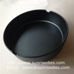 Buy cheap Black Aluminum pocket smoke ashtrays in stock, China aluminum alloy smoking ashtray from wholesalers