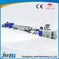 Buy cheap Jwell RTP Composite Pipe Used Plastic Extrusion Equipment from wholesalers