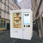 Buy cheap Belt Convery Fresh Fruit Mini Mart Vending Machine / Lunch Box Vending Machine from wholesalers