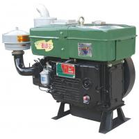 China S1136 Horizontal Type Diesel Fuel Generator Water - Cooled 30hp For Agriculture on sale