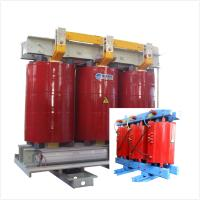 Buy cheap 11kV - 1500kVA Dry Type Transformer Self extinguishing Cast Resin Transformer from wholesalers