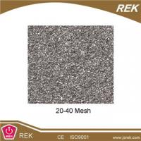 Buy cheap 20-40 Mesh Flexible Calcined Petroleum Coke Applied to Brake Pads from wholesalers
