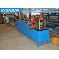 Buy cheap 14 Forming Stations C Stud Truss Steel Frame Roll Forming Machine with Service Holes Punching from wholesalers