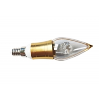 Buy cheap 5W E14 Aluminum 80Ra 2800K 180lm Led Candle Light Bulb from wholesalers