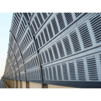 Buy cheap Metal shutter Noise Barrier from wholesalers