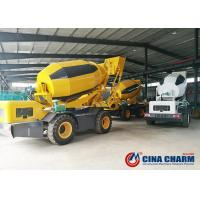 Buy cheap Mini Self Loading Concrete Mixer Truck Compact Structure With 2300L Drum Capacity from wholesalers