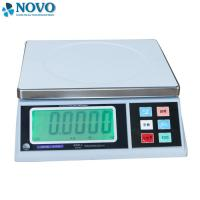 Buy cheap NOVO Digital Weighing Machine , Weighing Scale For Shop ABS Plastic Material from wholesalers