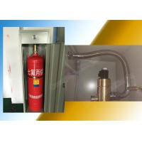 40L Single Cabinet Fm200 Fire Extinguishing System Pipe Network System