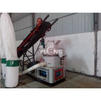 Buy cheap Automatic Wood Pellet Production Line For Wood Sawdust Rice Husk Pellets from wholesalers