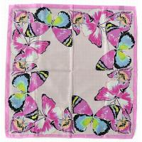 Buy cheap Lady's Silk Printed Scarf (S06) product