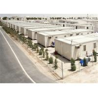 Buy cheap Prefabricated Conex Box Homes For Living , prefab container homes from wholesalers