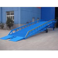 Buy cheap DCQY15-0.5 Hydraulic Loading Dock Levelers Excellent Stable Lift Performance from wholesalers