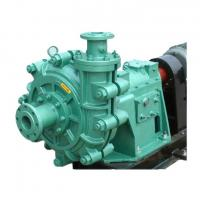 Buy cheap Mineral Processing Electric Slurry Pump Trash Pump Electric Wear Resistant Material from wholesalers