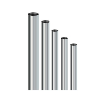 Buy cheap Anodized 6061 6063 7075 Extruded Aluminum Round Tube from wholesalers