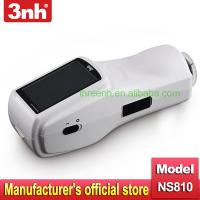 Buy cheap Color Spectrophotometer 3nh NS810 whiteness and yellowness spectrophotometer equal to Konica Minolta and x-rie spectroph from wholesalers