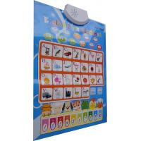 Buy cheap Hanging wall Music keys Qruan Arabic Alphabet Chart, letter, phonetic Learning charts from wholesalers