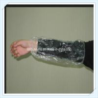 Buy cheap Ly Wholesale Disposable PE Sleeve Cover with Elastic from wholesalers