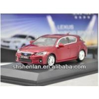 Buy cheap Red 1:43 Simulation die cast model car from wholesalers