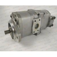 Buy cheap Bulldozer Hydraulic  Pump Assembly , Aluminum Alloy Autozone Gear  Pump 705-52-22100 from wholesalers