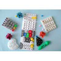 Buy cheap GL 1171A Heat Resistant Silicone Rubber Keypad Conductive Button from wholesalers