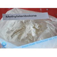 Buy cheap Bodybuilding Raw Steroid Methylstenbolone Prohormone Powder CAS 5197-58-0 product