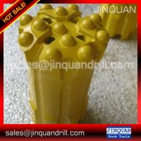 Buy cheap T38 thread 89mm drop center, retract button bits from wholesalers