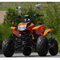 Buy cheap 2 Stroke 49cc Utility Four Wheeler Air - cooled , Automatic Transmission Kids Quad Bike from wholesalers