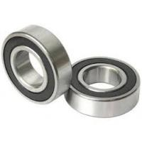 Buy cheap Deep Groove Ball Bearings 2RS size Model 62203 single row from wholesalers
