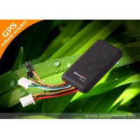 Buy cheap Voice Monitor Function Built-in ON/OFF Power Burglar Alarm 20 Channels GPS Vehicle Monitor from wholesalers