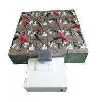 Buy cheap High Capacity 30KWh Solar Lithium Batteries , 48V 800Ah Lifepo4 Battery Bank For Solar Energy Storage product