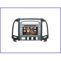 "Buy cheap double din dvd gps player radio TV 7"" car dvd for Hyundai Santa FE car dvd with gps from wholesalers"
