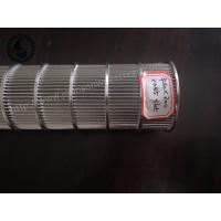 Buy cheap Stainless Steel 304 Welding Wedge Wire Screen OD 40mm For Filtration from wholesalers