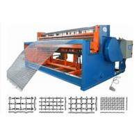 Buy cheap 0.5-12mm Wire Diameter Hydraulic Crimped Wire Mesh Machine For Vibrating Screen from wholesalers