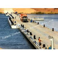 Buy cheap Flying Portable Pre-assembled Floating Bridge Panel Procurement from Road Highway Administration from wholesalers
