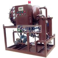 Buy cheap High Capacity Fuel Oil Purifier , Portable Oil Filtration Systems 6000LPH TYB-100 from wholesalers