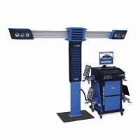 Buy cheap 3D Wheel Alignment System with Golden Eye Drive-in Location System from wholesalers