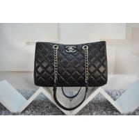 Buy cheap Woman's Tote Bags Black Women Chanel Handbags from wholesalers