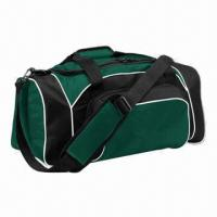 Buy cheap Travel Bag with Adjustable Shoulder Straps, Customized Designs and Logos Welcomed from wholesalers