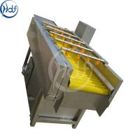 Buy cheap Potato / Tomato Commercial Vegetable Washer , Vegetable Cleaning Machine from wholesalers