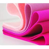 Buy cheap various color wool pressed nonwoven felt,Fashion color wool felt from wholesalers